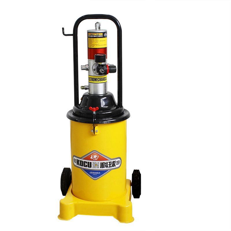 4米高压油管气动黄油机 高压注油器 黄油泵 黄油枪 润滑泵注油机