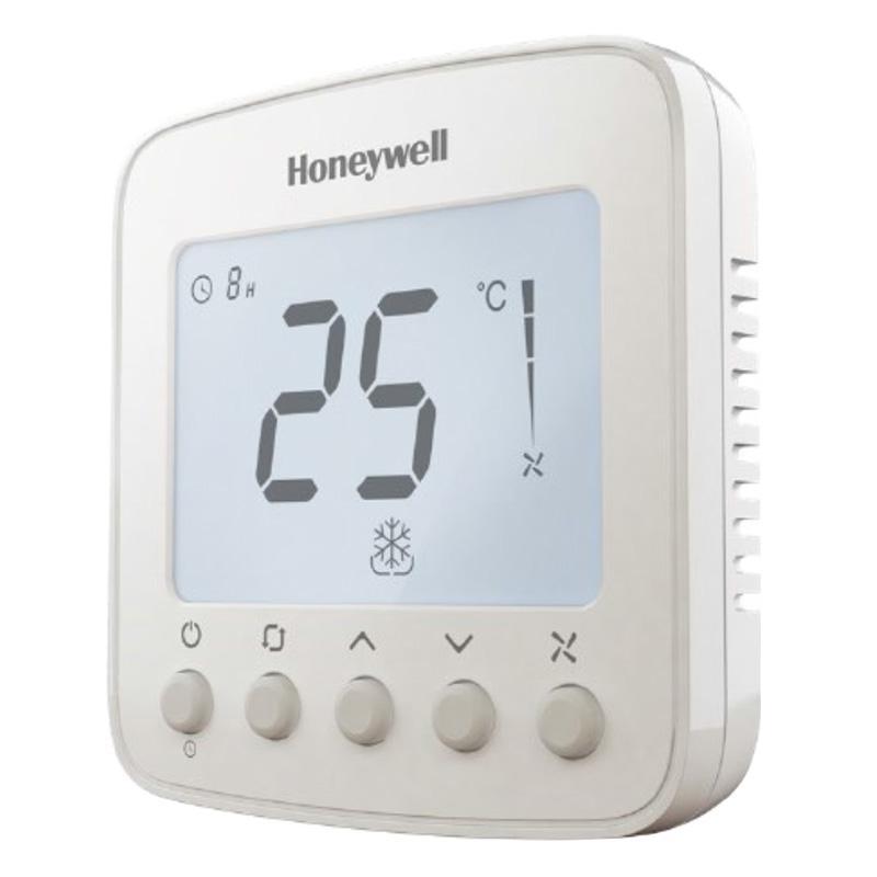 Honeywell 数字温控器(四管制风机盘管控制适用),TF428WNS,220V