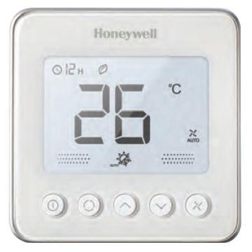 Honeywell FCU风机盘管系列用温控器,TF428WN4管制,非联网