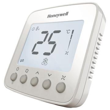 Honeywell FCU风机盘管系列用温控器,TF428WNM/U,4管制,联网