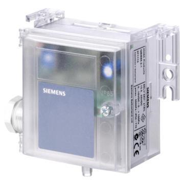 西门子 压差传感器,QBM3020-1D
