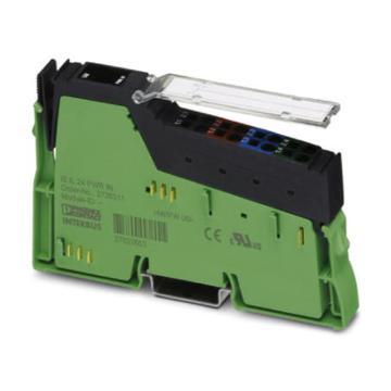 菲尼克斯PHOENIX 馈电模块,IB IL 24 PWR IN-PAC