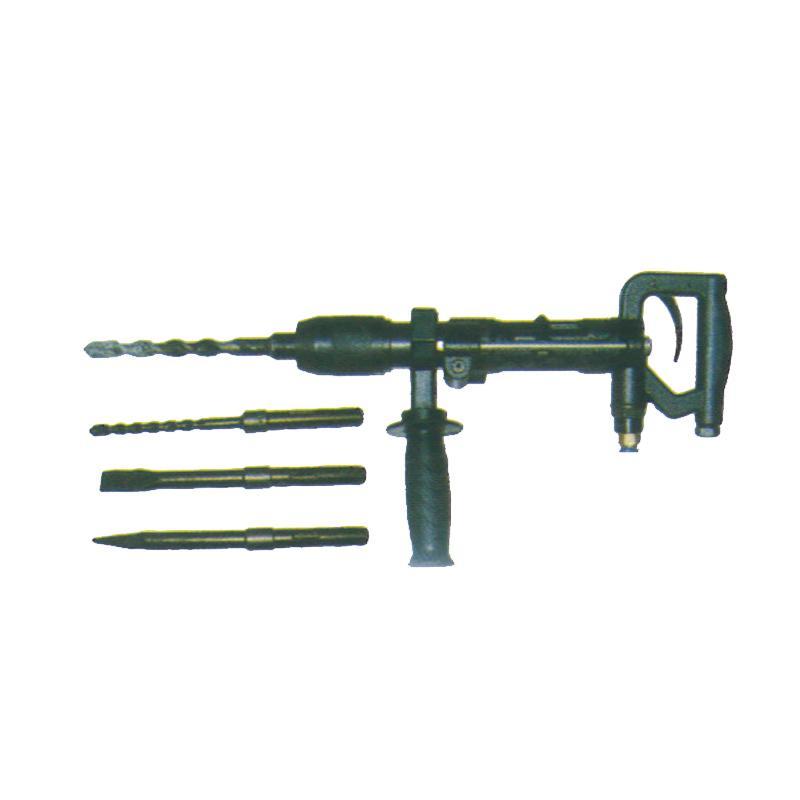 三K工具 手持式凿岩机 YP5 0.5Mpa 煤安证号MED180253
