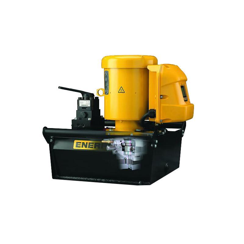 恩派克 液压扳手泵 700bar 含油36kg(黑色) ZE4210ME