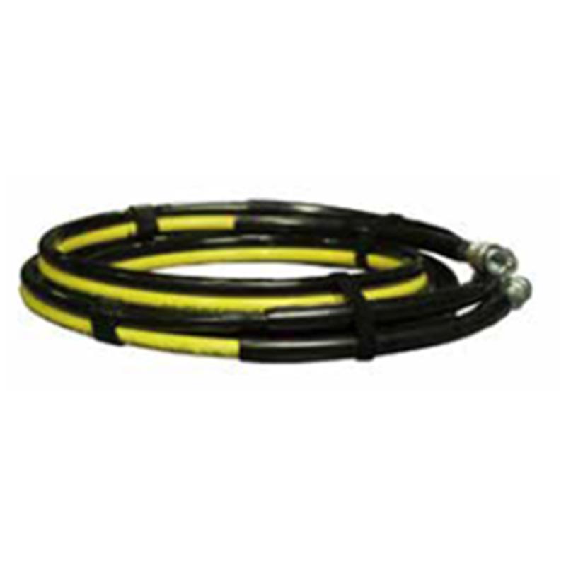 阿特拉斯Atlas 螺母拉伸器高压软管(单管),3M C/W C116 NIPPLE/CPLG,4PLY