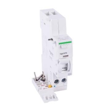 施耐德Schneider 电磁式漏电保护附件,Acti9 Vigi iDPN Class A ELM 25A 30mA,A9Y56625