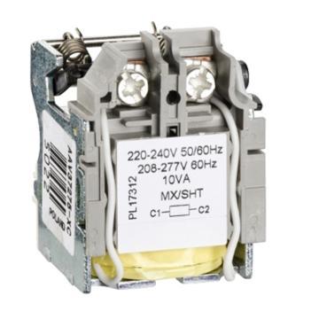 施耐德Schneider 分励脱扣线圈,LV429387 MX 220-240V50/60HZ 208-277V60HZ