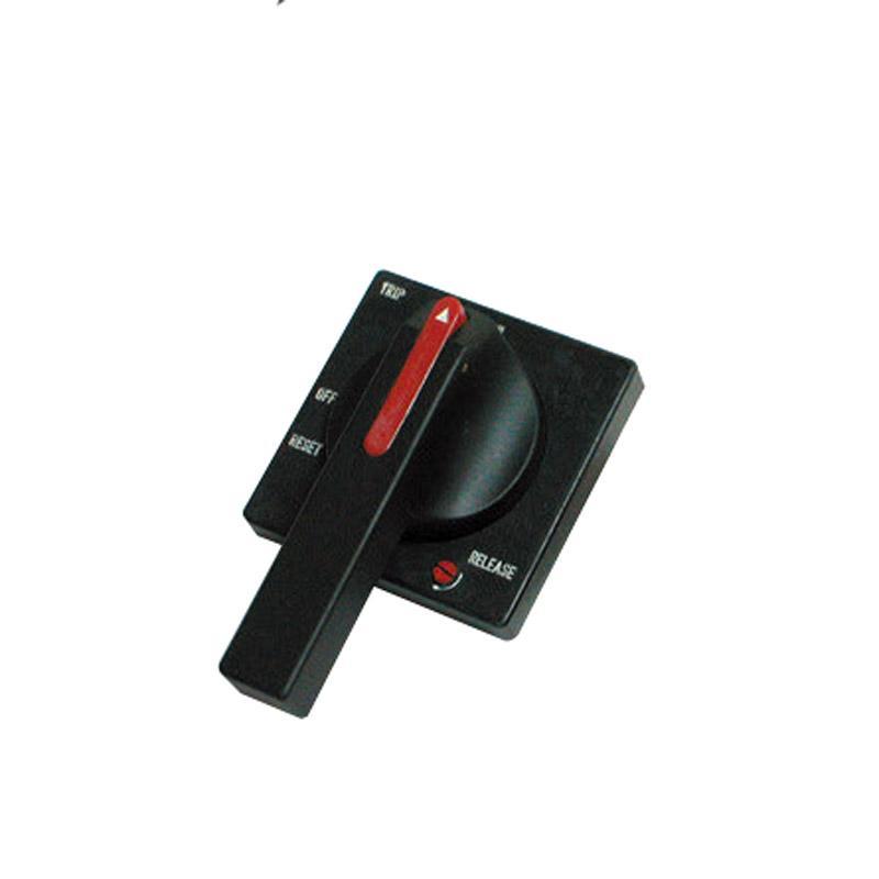 德力西DELIXI 塑壳断路器附件 直接方形手操 铁杆长300MMCDM1-250