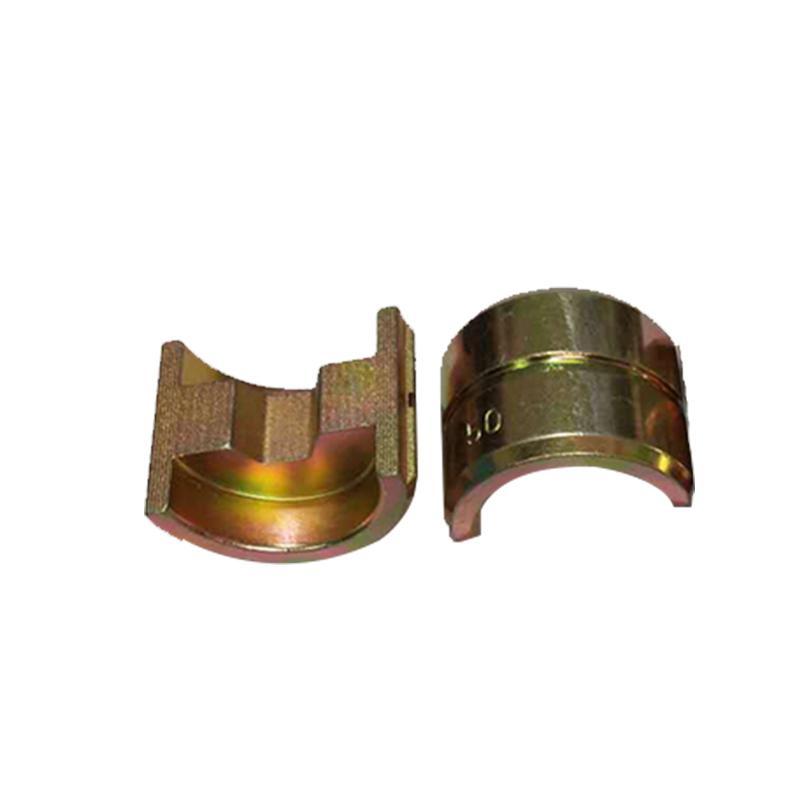 国产充电式液压压线钳配套模具 16-240mm2模具8件套 配合EK505L使用