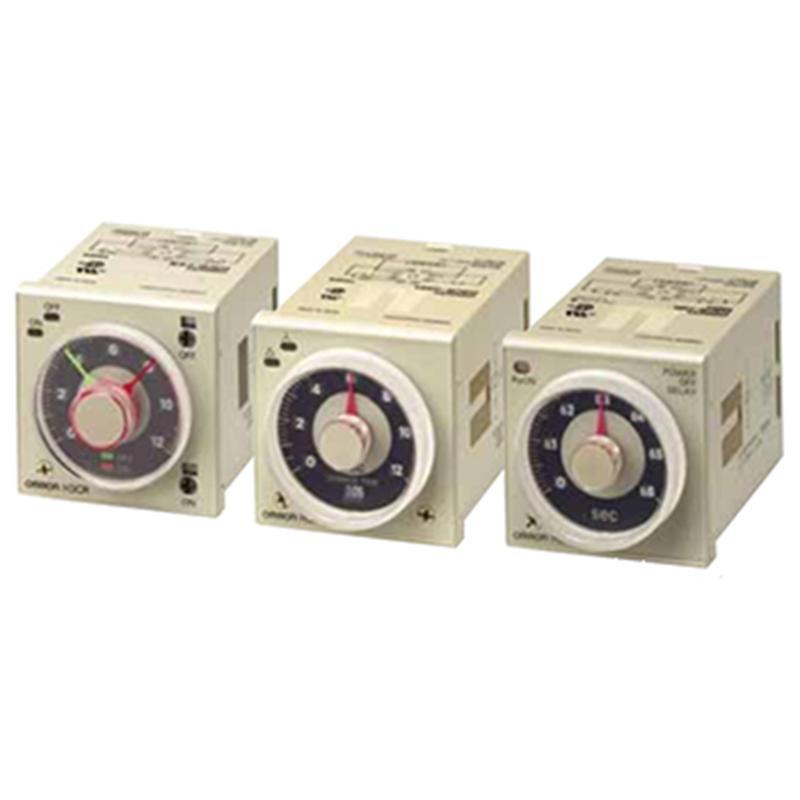 欧姆龙OMRON 时间继电器,H3CR-F8 AC24-48/DC12-48