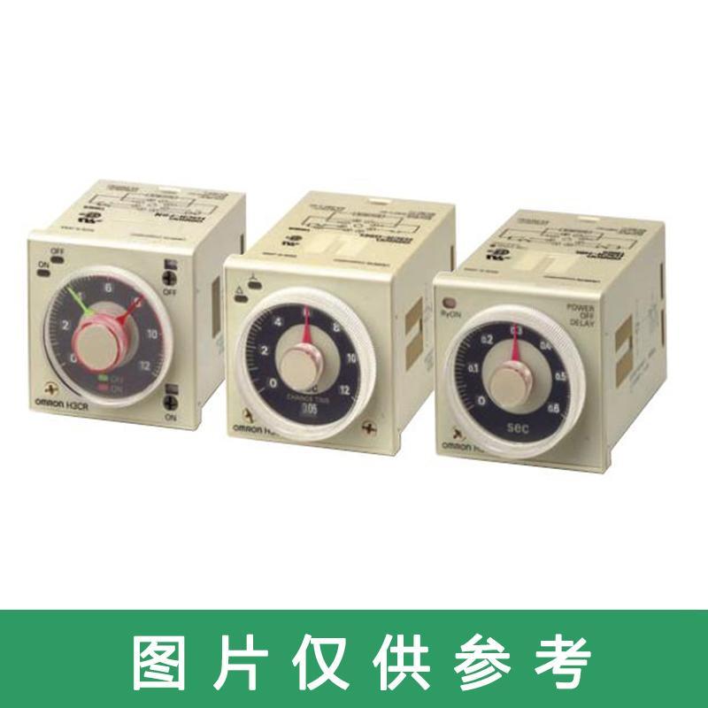 欧姆龙 时间继电器,H3CR-F8N AC100-240/DC100-125