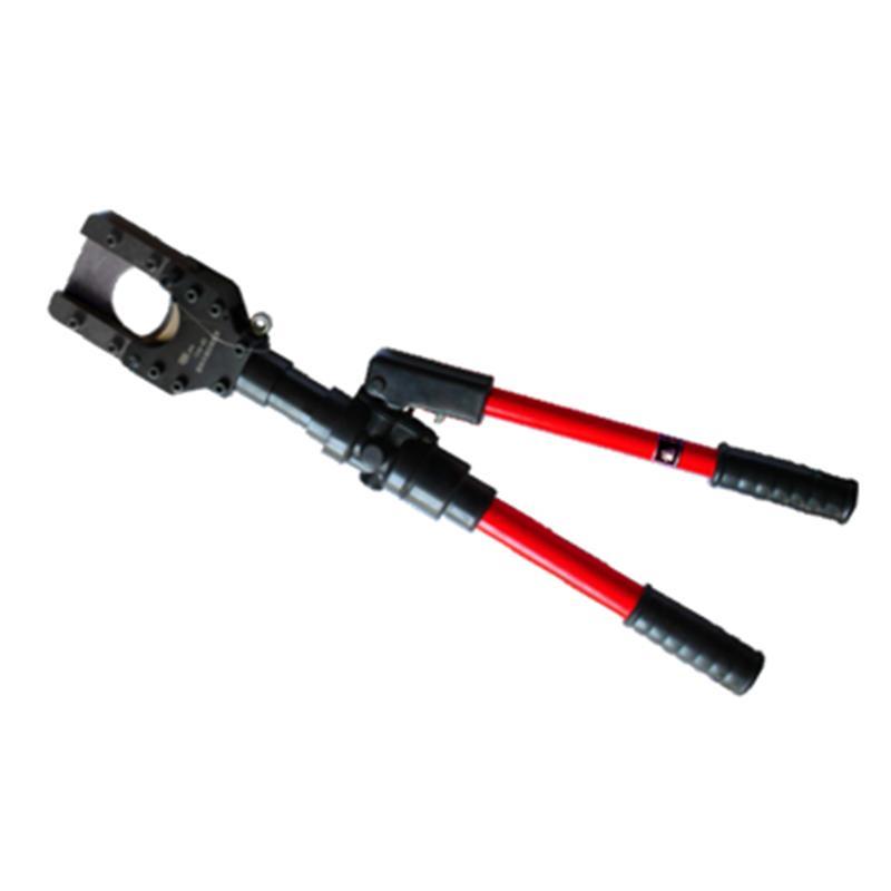 德克液压线缆剪 剪切范围φ55MM以下铜铝电缆 YXJ-55