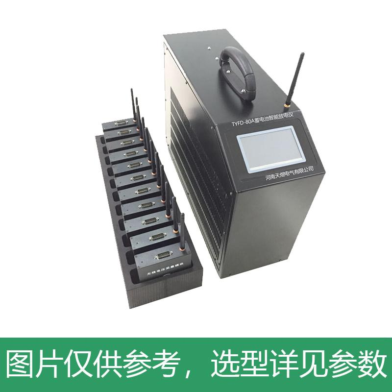天煜 蓄电池智能放电仪,TYFD-80A-110220