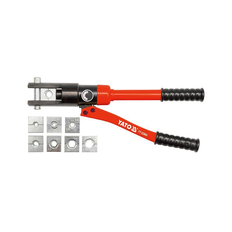 易尔拓液压钳 压接范围10-120mm² YT-22860