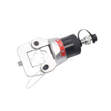 德克分体液压钳 适用于150-630 mm2铜铝电缆的围压(中间连接和封端 不含泵) YQF-630