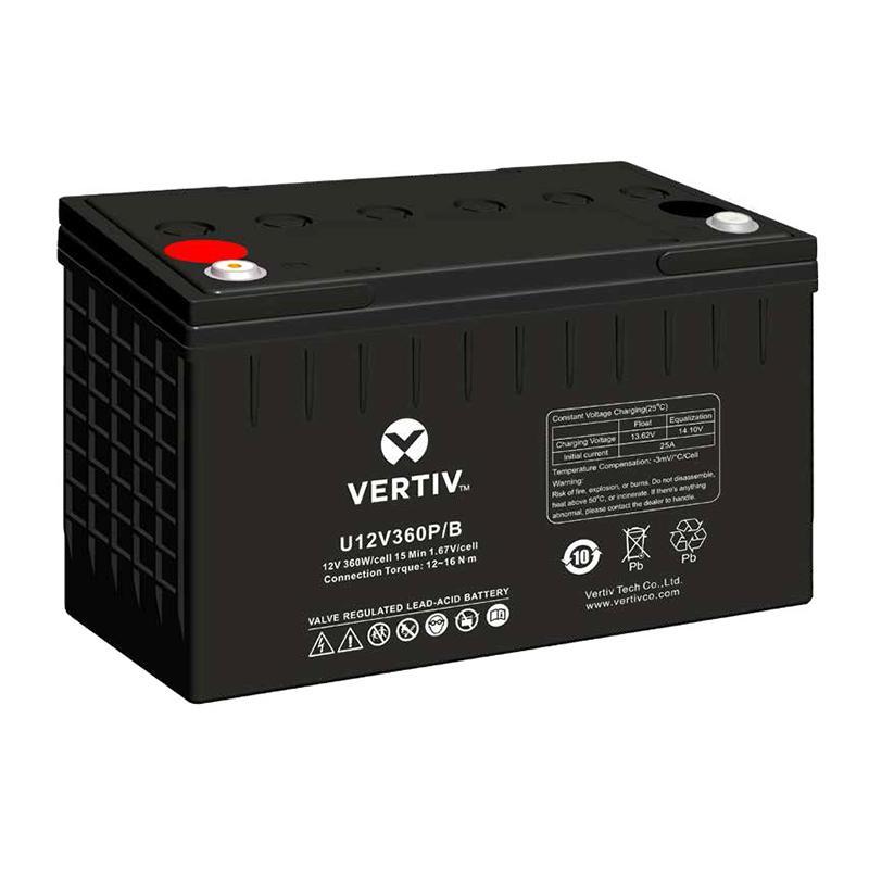 维谛 12V/100Ah,蓄电池,U12V360P/B