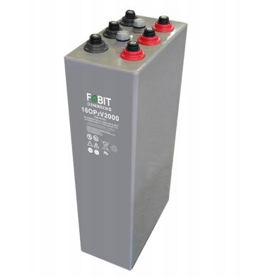 菲意特 OPzV管式胶体蓄电池,10OPzV1000