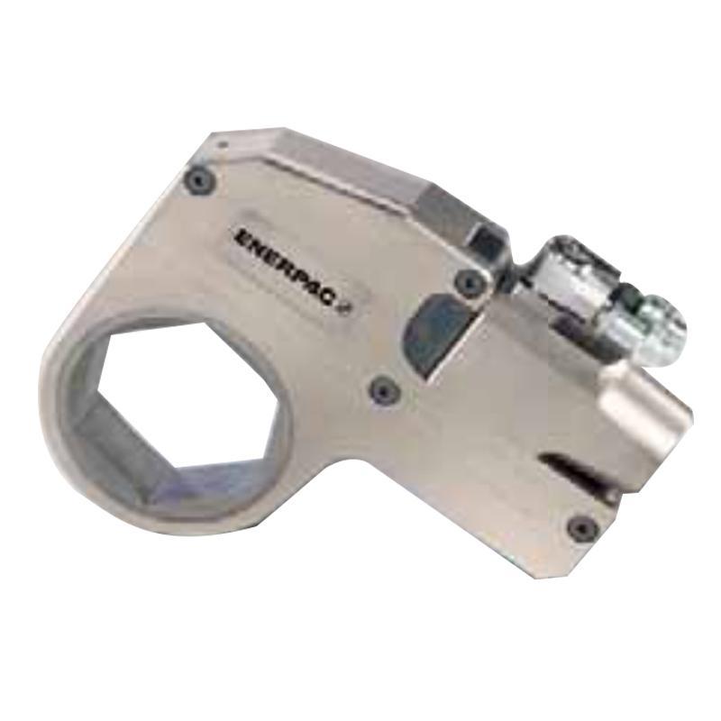 恩派克ENERPAC 钢制中空液压扳手,最大扭矩5661Nm 六角对边尺寸65mm,W4000X+W4209X