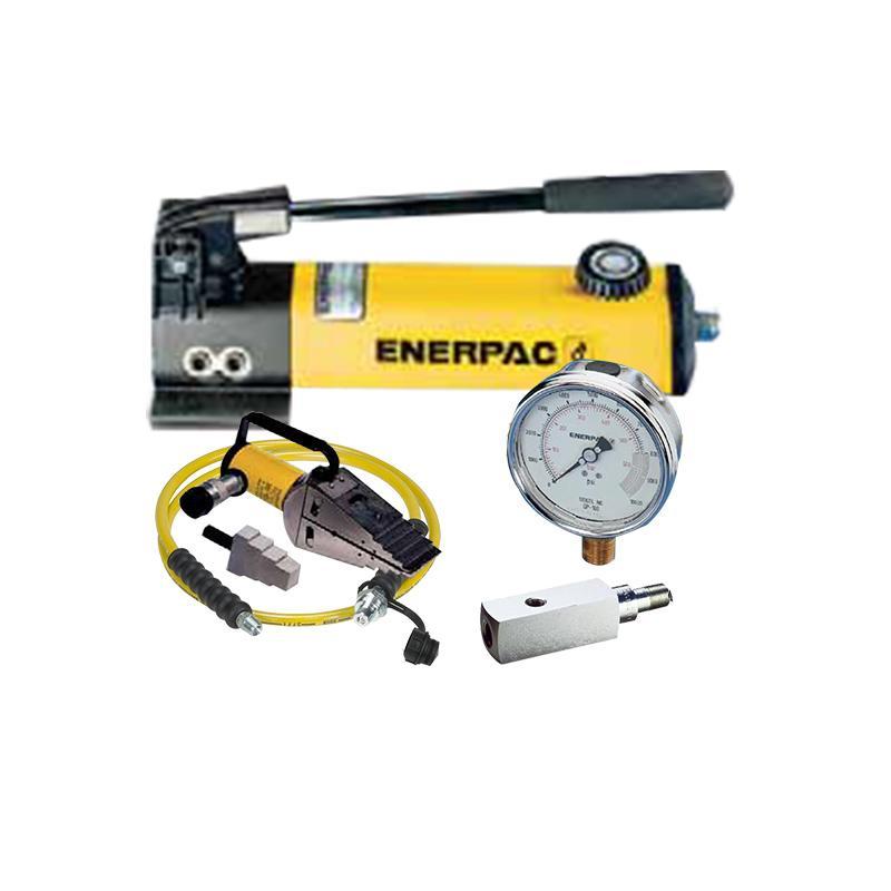 恩派克ENERPAC 法兰分离器一拖一套件 FSH14(含分离器*1+手动泵*1+3m软管*1+压力表*1+表座*1)