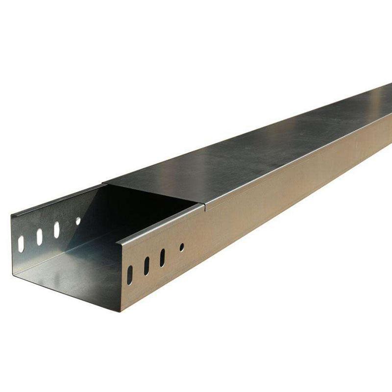 天瑶 镀锌槽式桥架,100*100*1.0,桥架默认2米/根,特殊规格请备注