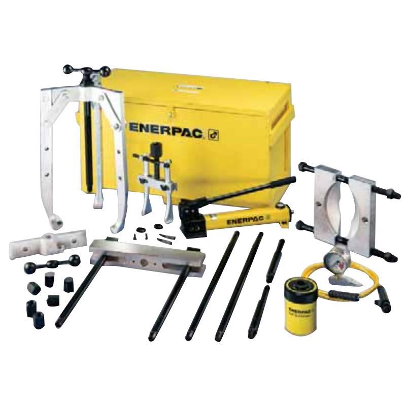恩派克ENERPAC 拔轮器标准套件 50ton BHP5751G