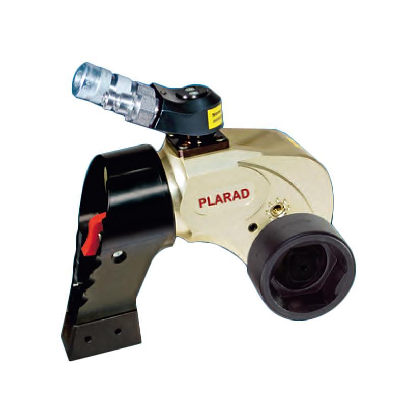 普拉多Plarad 标准套筒型液压扳手,2500-25000Nm,四方2-1/2,MSX250TS