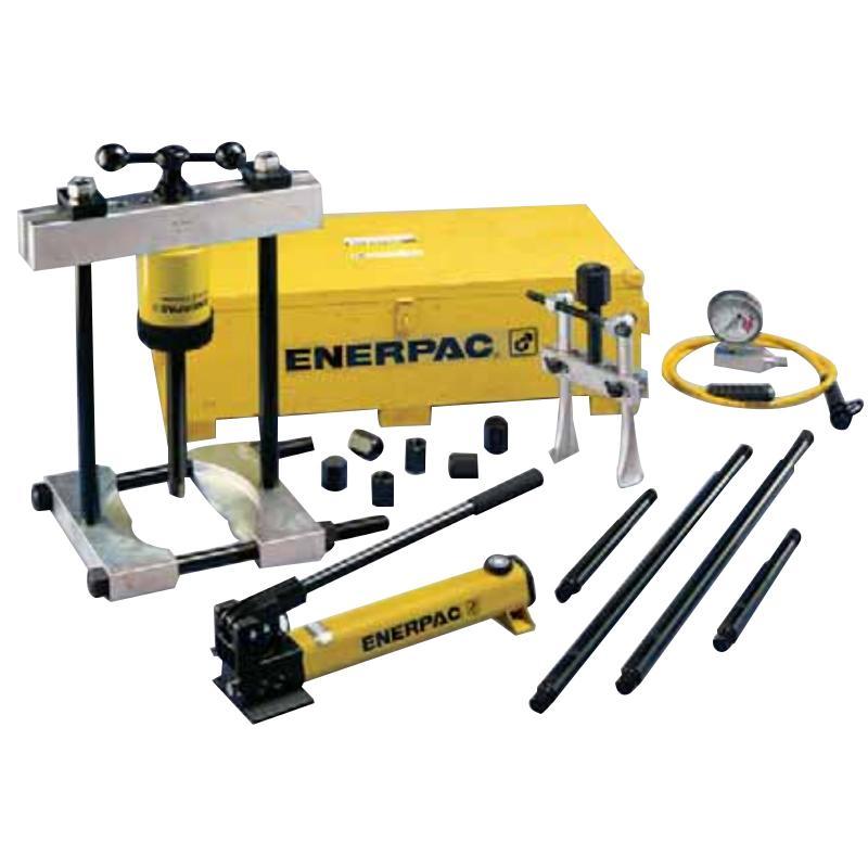 恩派克ENERPAC 交叉定位拔轮器套件,8ton,BHP162