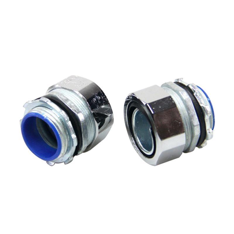 长虹塑料 外丝金属软管接头,Φ20(箱接头),DPJ-20
