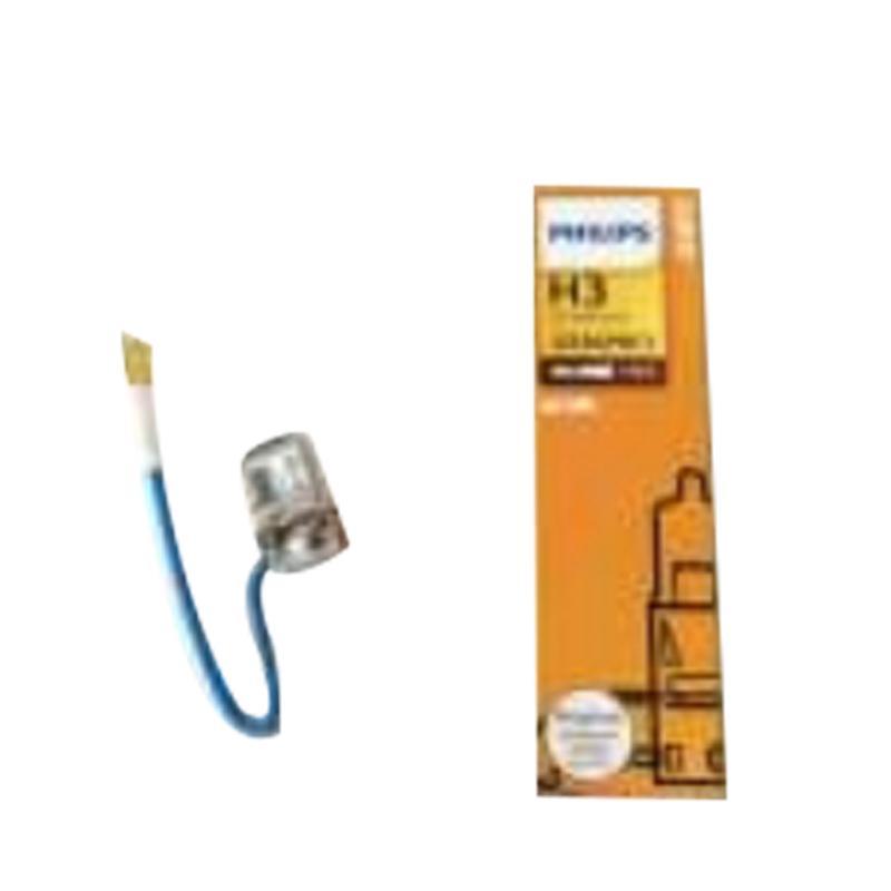 飞利浦 叉车灯泡,H3 55W 12V 12336PRC1,单位:个