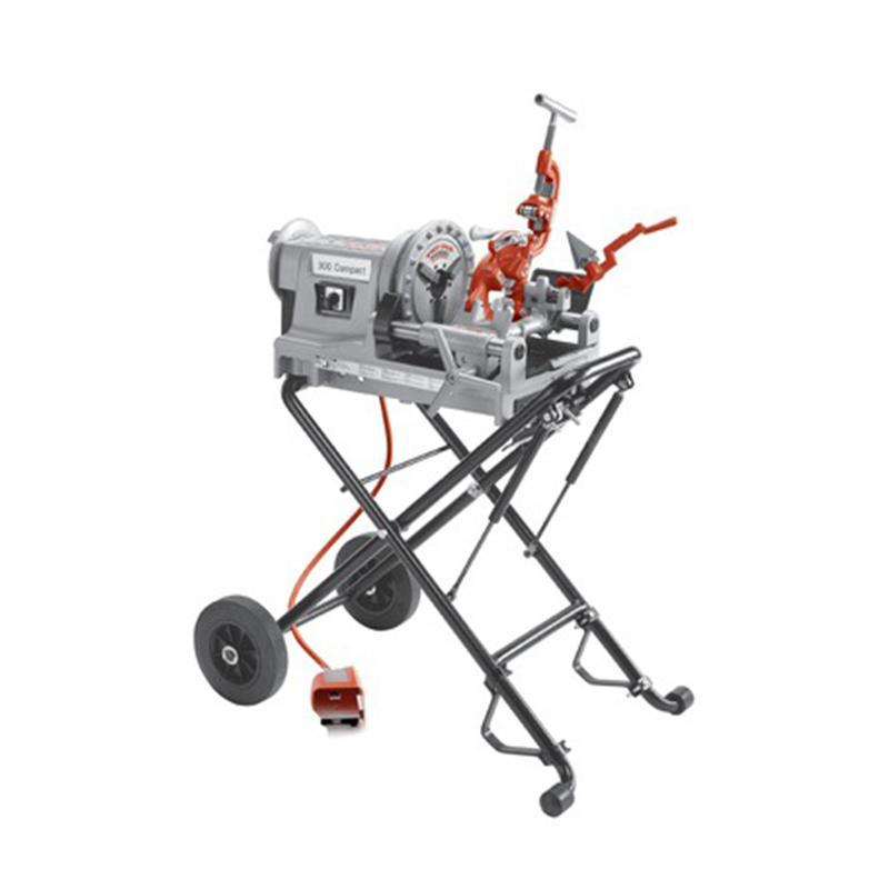 里奇 电动套丝机 1/2 -2  BSPT 54412