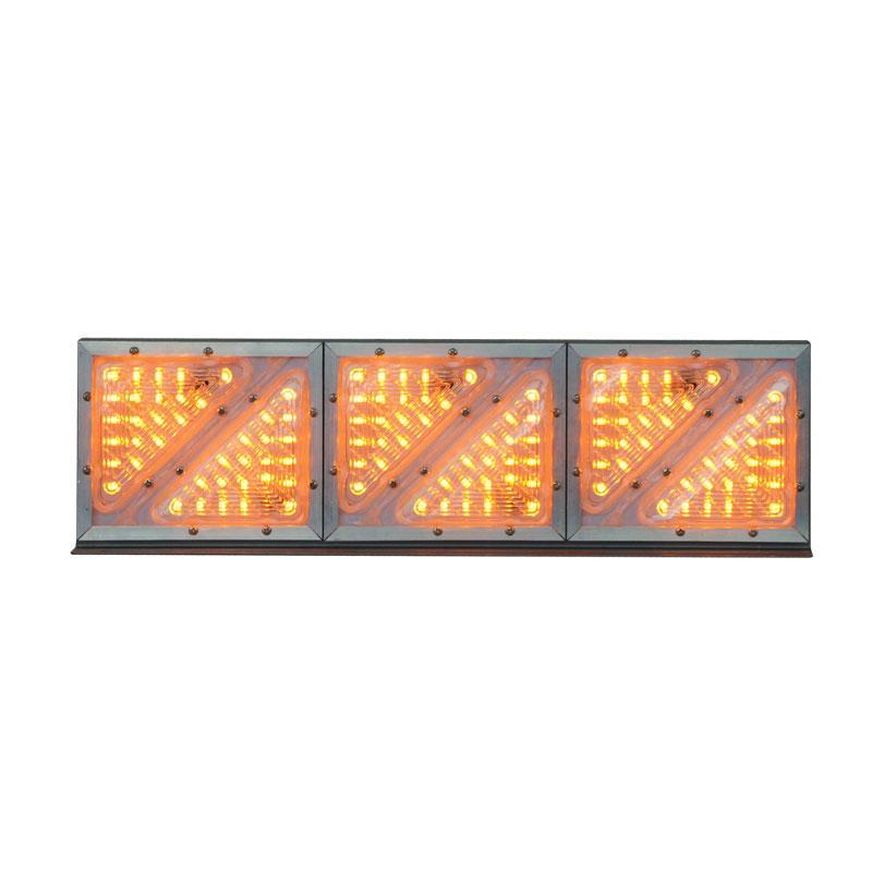 众朗星 多功能大型卡车灯,ZL8833配件,右前灯,12W,单位:个