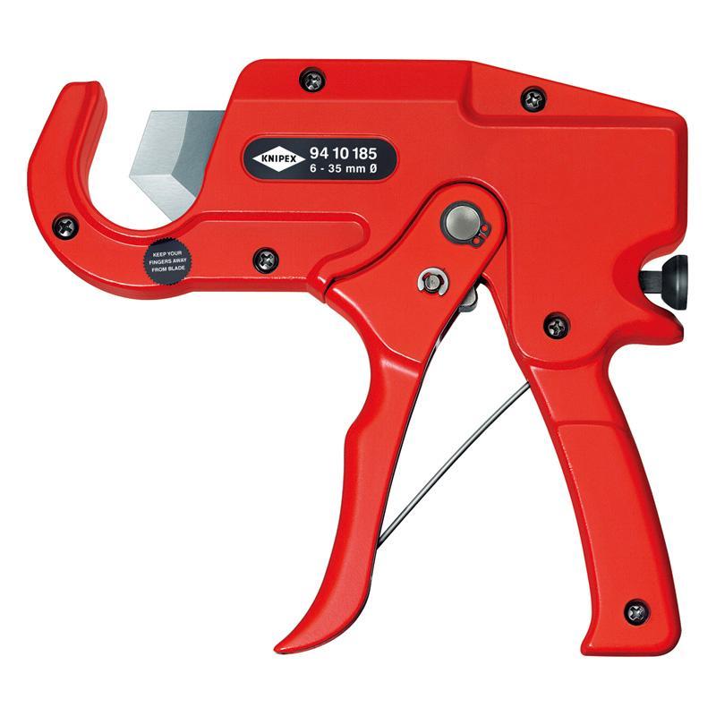 凯尼派克 Knipex 塑料管子切割器(用于电气安装) 6.0-35.0mm94 10 185