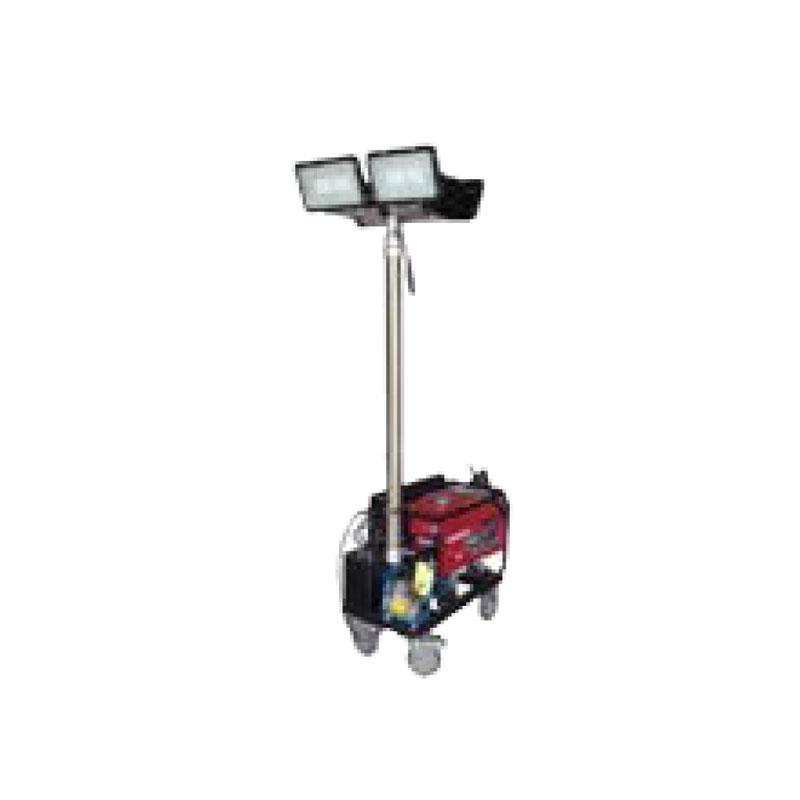 军之光 LED固态升降泛光工作灯,XZY2618 功率:LED 4×50W 白光,单位:个