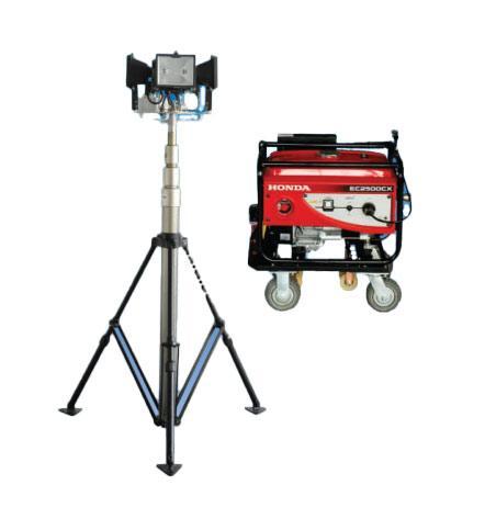 华荣大型升降式照明装置 GAD506E,AC220V,4*500W,单位:个