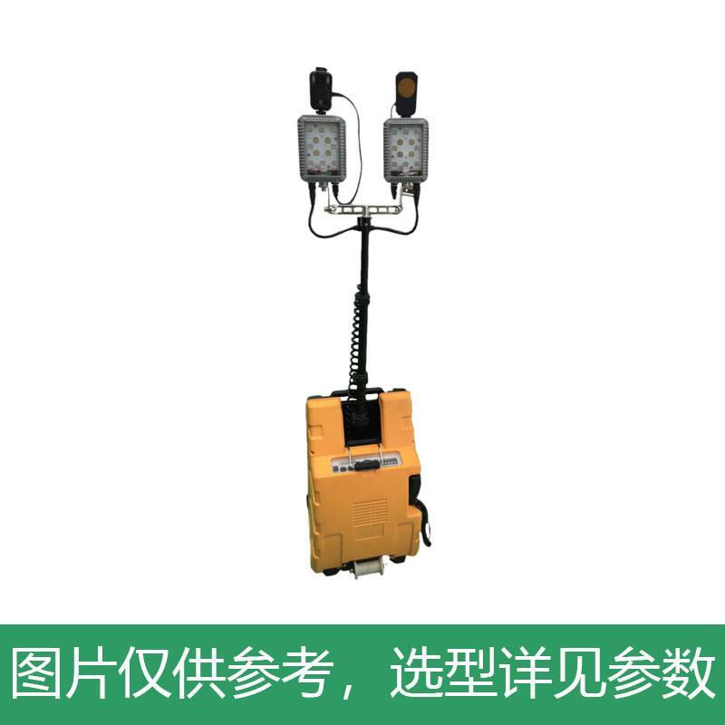 博远 多功能移动工作灯 BYD7780 LED 2X30W 白光,单位:个