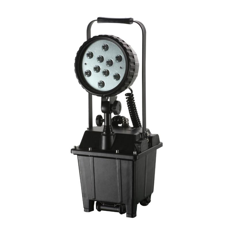 博远 强光探照灯 BYD7880 LED 30W 白光,单位:个