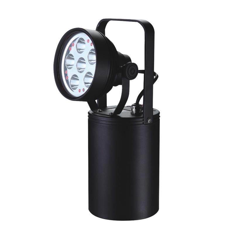 博远 多功能强光灯 BYD7900 LED 6X3W 白光,单位:个