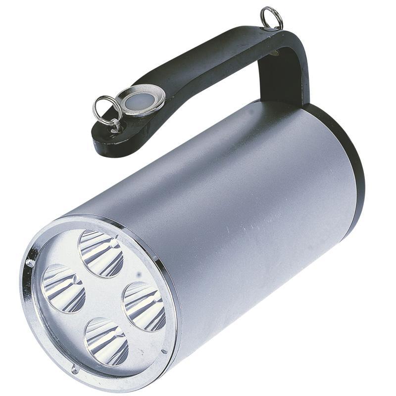 博远 手提式探照灯 BYD7500 LED 12W 白光,单位:个