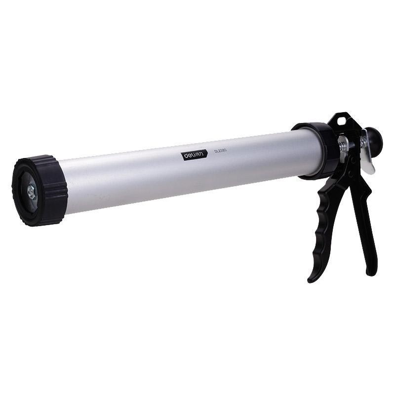 得力DeLi 简体式压胶枪 15  DL2380