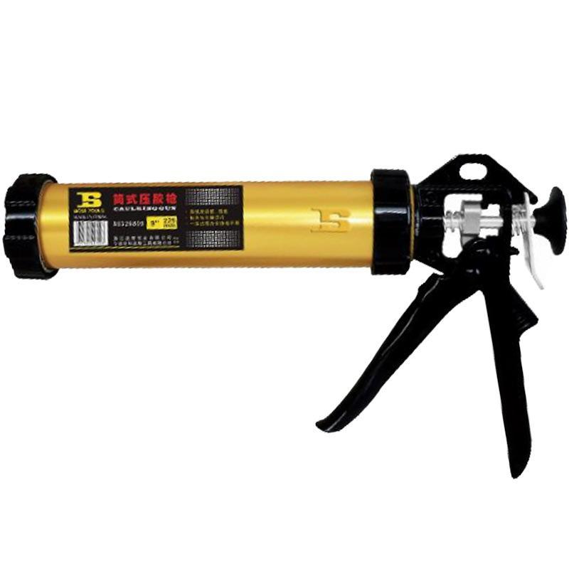 波斯BOSI 中长筒式压胶枪 12  BS326812