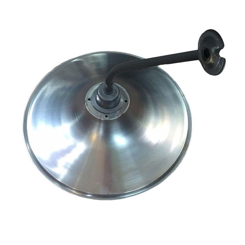 津达 马路弯灯 庭院围墙门头壁灯 E27灯头 加厚铝灯罩 加厚镀锌弯杆 不含灯泡,单位:个