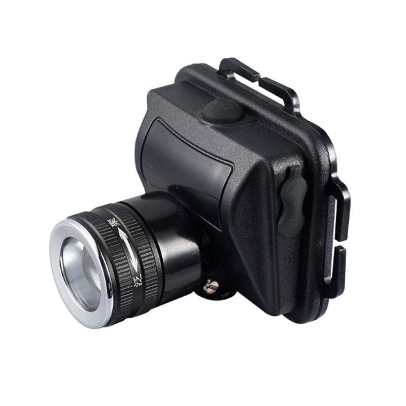 勤上源光 LED微型防爆头灯,78*68*59mm,防弹胶材质,头戴,手持,KSL5130,3W,单位:套