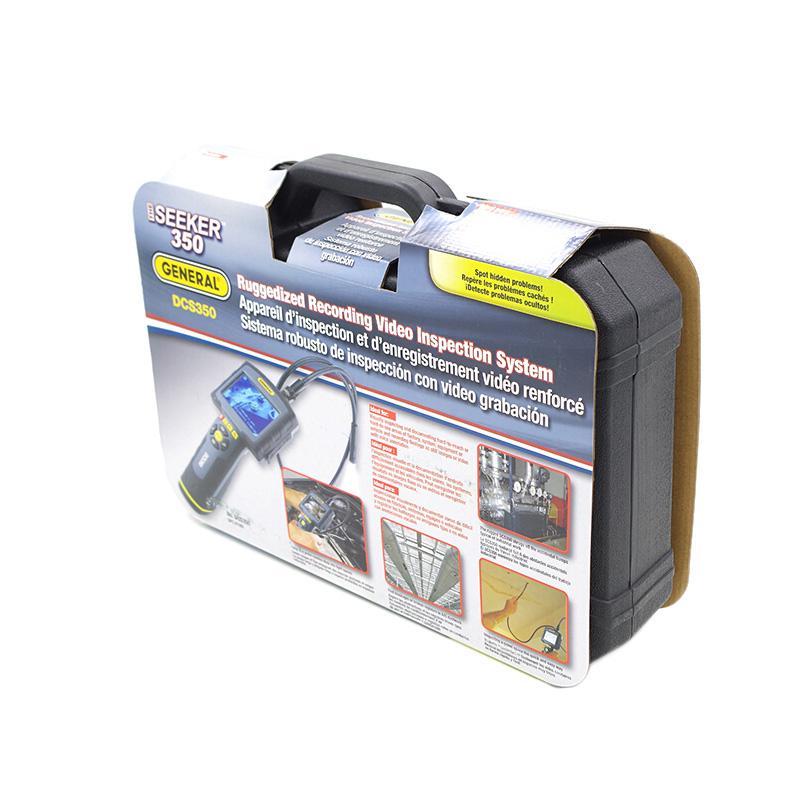 精耐抗摔防水型工业视频内窥镜,摄像头分辨率640 x 480 ,DCS350