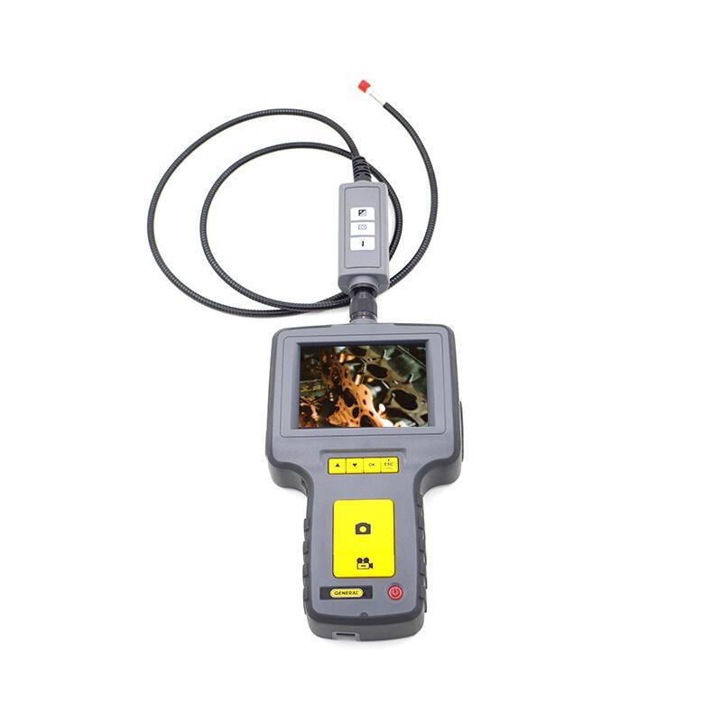 精耐高清晰工业视频内窥镜,摄像头分辨率640 x 480 ,DCS1600HP