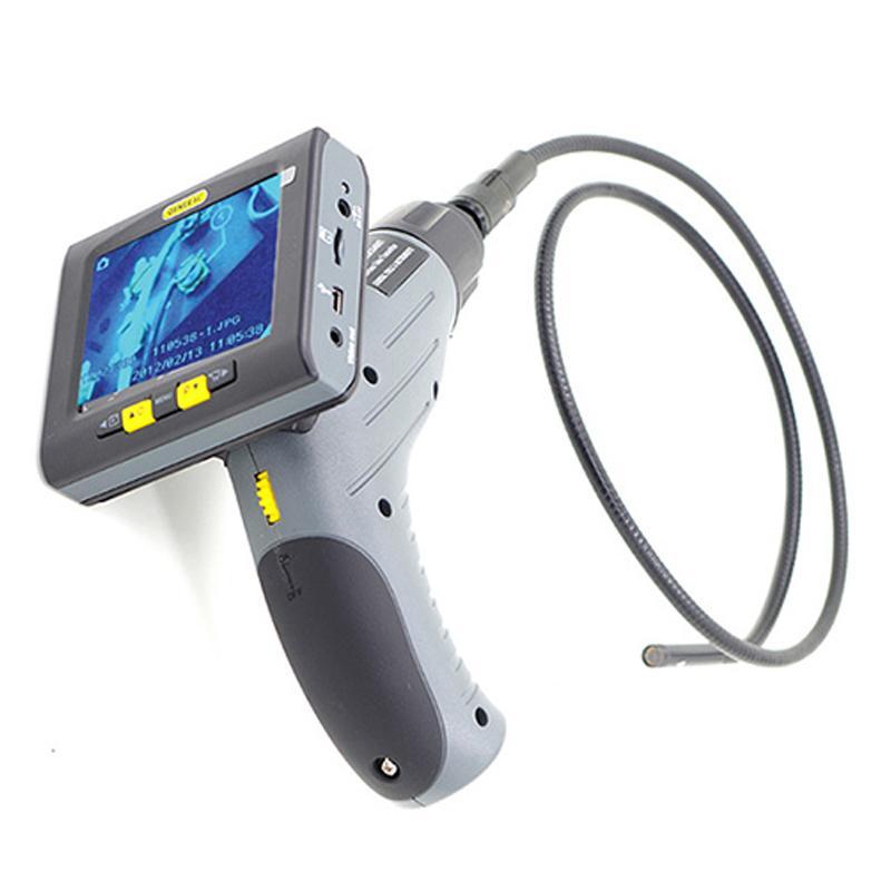 精耐可充电可视管道内窥镜,无线WiFi摄像头分辨率640 x 480 ,DCS400