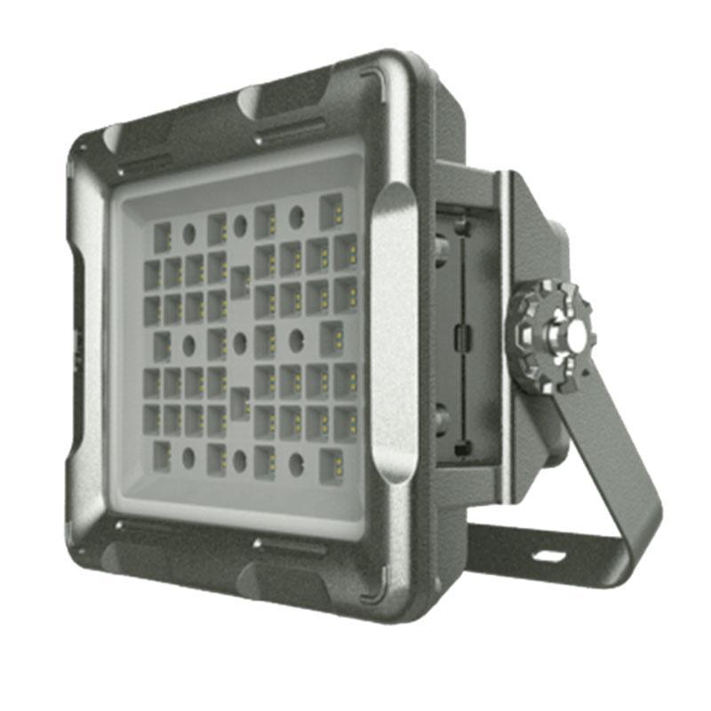 典润 LED防爆平台灯,120W,DJL-517C,白光,U型支架,单位:套