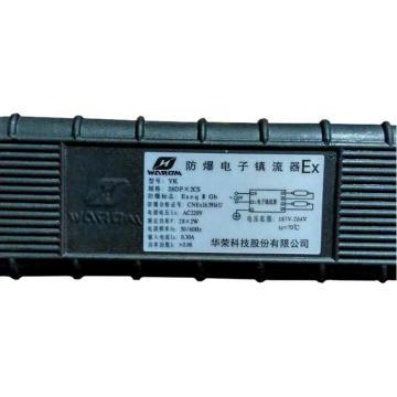华荣 YK280DF*2CS Exqll 28Wx2 防爆高效能电子镇流器,单位:个