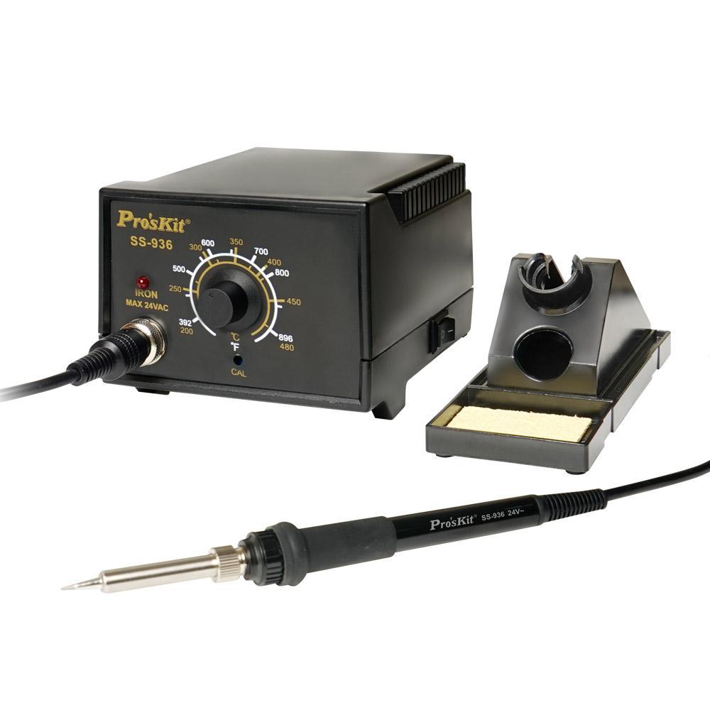 宝工ProsKit 控温焊台,60W,200-480度,SS-936H