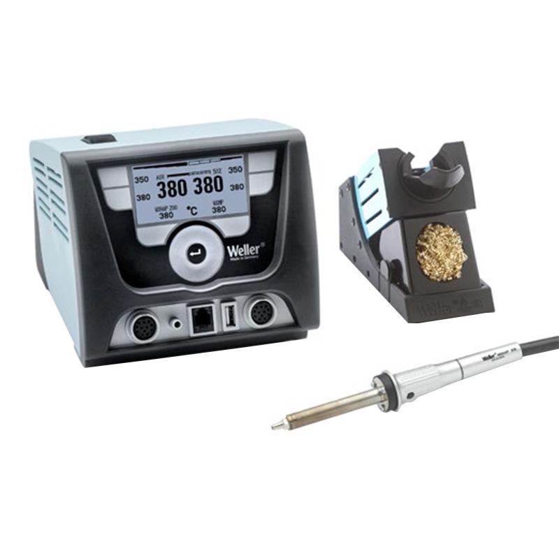 威乐Weller 多功能返修热风焊台,50-550℃ ,200W/230V ,带热风枪,WXA 2010(T0053430699N)