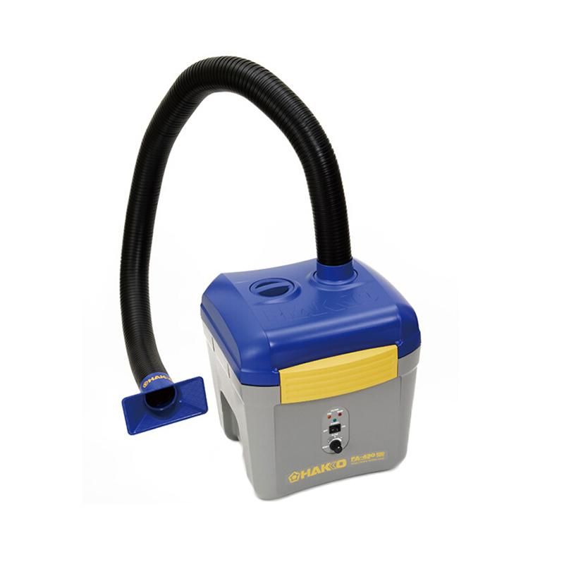 白光HAKKO 空气净化吸烟仪,无导管组,FA430,烟雾净化器 焊烟电焊吸烟机吸烟仪 排烟仪 除烟机